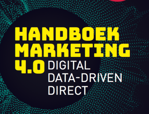 In januari 2018 verschijnt het Handboek Marketing 4.0 – Digital, data-driven, direct