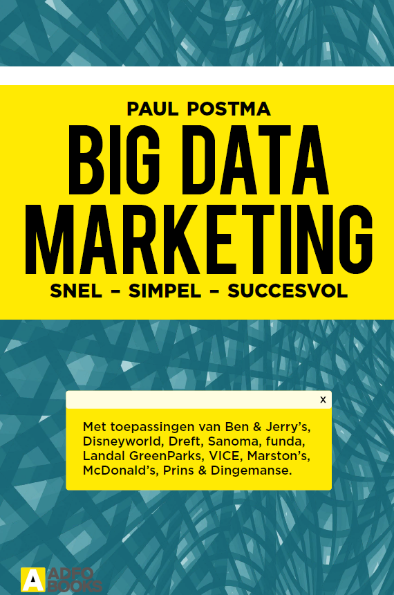 Big data marketing snel simpel succesvol