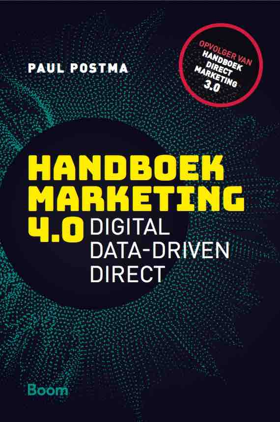 Handboek Marketing 4.0