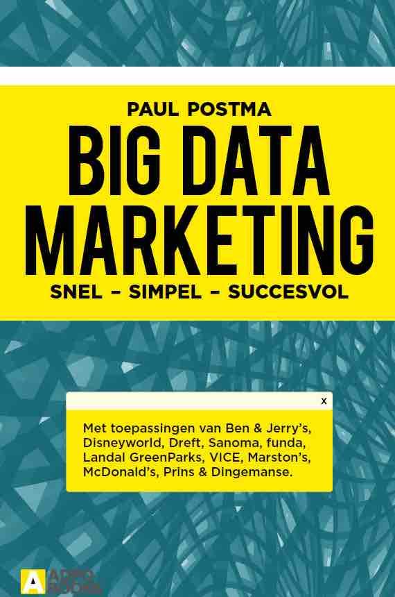 Big data marketing snel simpel succesvol